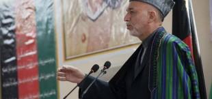 Хамид Карзай: Нападение талибов на президентский дворец не сорвет мирный процесс в Афганистане