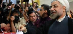 Иран выбрал новым президентом Хассана Роухани