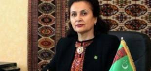 Э. Рахмон принял туркменского посла по случаю завершения ее миссии в РТ