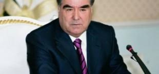 Э. Рахмон в начале августа посетит Россию