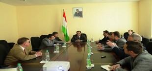 Межведомственная делегация России посетила антинаркотическое ведомство Таджикистана