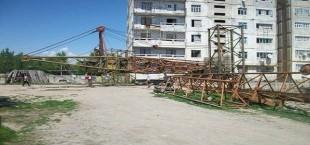60% государственных предприятий и организаций Куляба остались без электричества