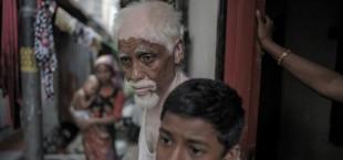 Bejentsy s Myanmy musulmane