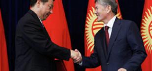 China Kyrgyzstan
