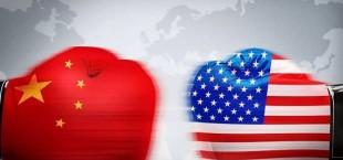China against USA 002