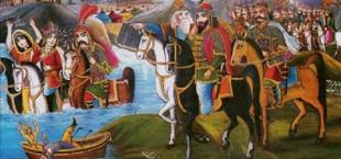 Iranskie bogatyri Shahname