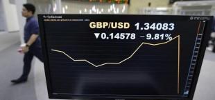 Kurs sterlingov padenie