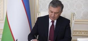 Mirziyoyev ukaz