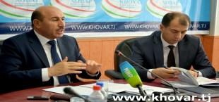 Pervyj zamestitel Predsedatelya goroda Dushanbe