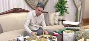 Prezident Turkmenistana Gurbanguly