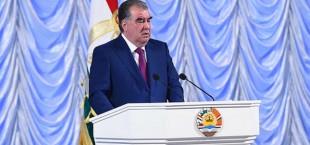 Prezident E.Rahmon