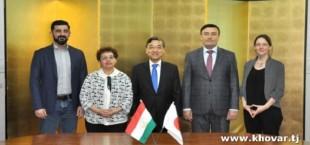 Proekty YAponiya v Tadzhikistane