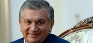 Shavkat Mirziayev 061