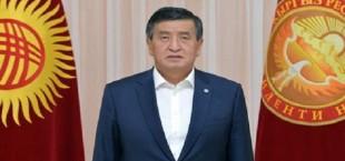 Sooronbaj ZHeenbekov