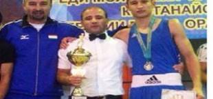 Tadzhikskiy sportsmen stal pobeditelem turnira