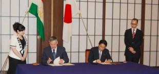 Tajikistan Japan MFA 001