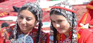 The girls of Central Asia 014