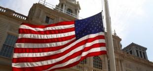 USA flag 072