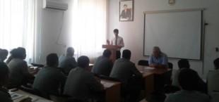 Vstrecha v SHtab kvartire KCHS po gorodu Dushanbe1