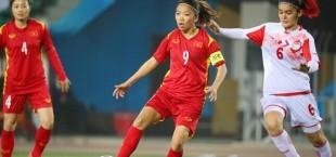 afc womens qualifiers vietnam tajikistan 1