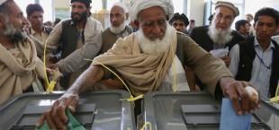 afganistan vybory