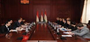 Встреча Министра иностранных дел с представителями Европейской Комиссии