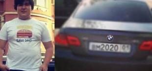 В МВД считают, что в момент ДТП за рулем БМВ Расула Амонулло сидел Шарипов