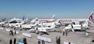 В Дубае открылось международное авиашоу