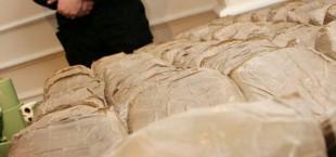 Таджикские и афганские наркополицейские уничтожили героиновую лабораторию