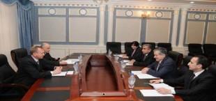 Душанбе и Киев выразили обоюдную заинтересованность в дальнейшем укреплении сотрудничества