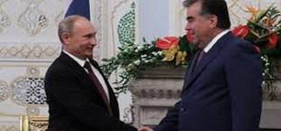 Эмомали Рахмон в Бишкеке встретиться с Владимиром Путиным