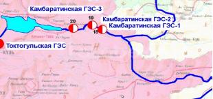 В Кыргызстане обсуждают детали возведения Верхне-Нарынской ГЭС