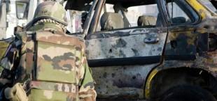 Около 10 полицейских стали жертвами терактов в Афганистане