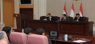 БРИФИНГ о Председательстве Республики Таджикистан в ШОС (3 марта 2014 года)