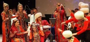 dni kulturi turkmen