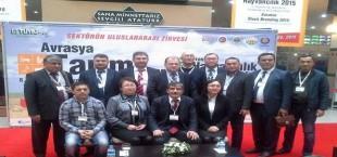 Делегация ТПП РТ посетили выставку «AGROEURASIA 2014»