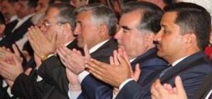 Таджикистан охвачен