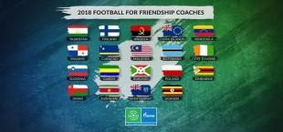 fotball for friendship2018