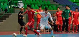 futsal tajikistan afghanistan u20