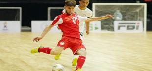 futsal tajikistan fayzali sardorov