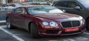 В посольстве Молдавии нашлись техперсональные Bentley