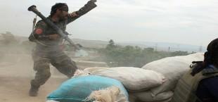 granica talibi