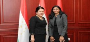 Взаимоотношения Таджикистана и США имеют положительную динамику - Озода Рахмон
