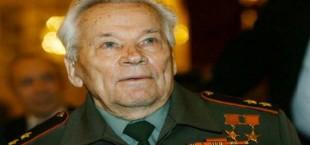 Скончался легендарный конструктор стрелкового оружия Михаил Калашников