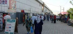 Комитет по делам религии и МВД провели совместный рейд на рынке «Корвон»