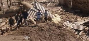 Почему полиция не пускает журналистов к месту стихийного бедствия в Одинабой?