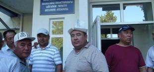 ГКНБ Киргизии задержало «народного губернатора» М.Усенова