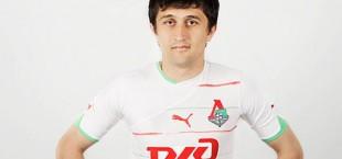 Выходец из Таджикистана Мухаммад Султонов стал лучшим нападающим в первенстве России по футболу в зоне «Запад»