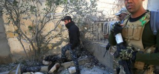 irakskie voorujennye sily protiv IGIL