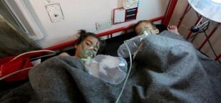 jertvy gazovoi ataki Siriya